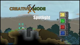 A long, in-depth video about the installation and everything you need to know about the CreativeMode mod I worked on the last 2 ...