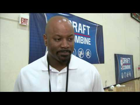 About - Brooklyn Nets GM Billy King weighs in on the value of the NBA Draft Combine. Visit nba.com/video for more highlights. About the NBA: The NBA is the premier p...