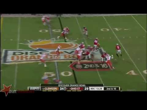 Braxton Miller vs Clemson 2014 video.