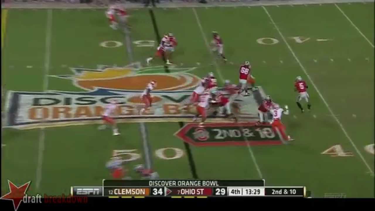 Braxton Miller vs Clemson (2013)