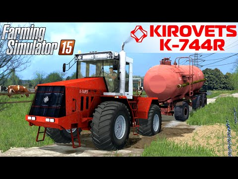 KIROVETS K-744 P3 Edition BY CLONDIKE