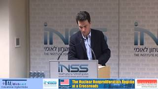 """Greetings - The Nuclear Nonproliferation Regime at a Crossroads"""""""