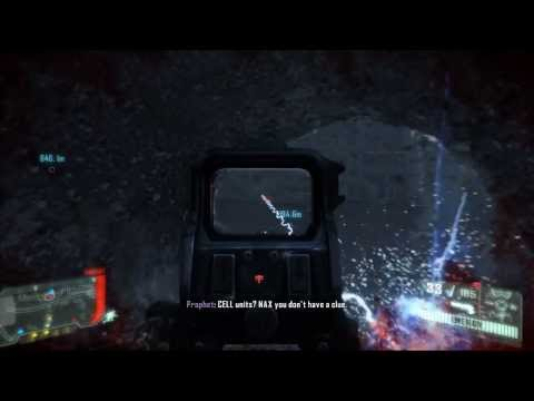 28TUBE - Playing Crysis 3 fighing Cell and Ceph in the wildness of New York city.