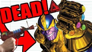 Video The Key To Defeating Thanos MP3, 3GP, MP4, WEBM, AVI, FLV Desember 2018