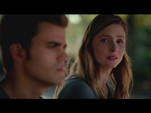 Vampire Diaries Season 7 - The Vampire Diaries: 7x03 - Julian kills Valerie's child and Valerie's suicide (Flashback) [HD]