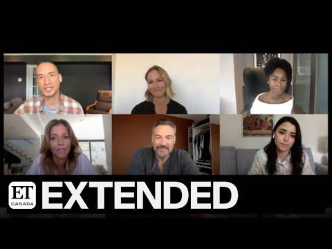 'Van Helsing' Cast On Season 5, Gender Dynamic In Casting   EXTENDED