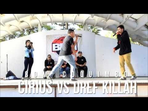 BDM - BDM COQUIMBO 2014 CIRIUS VS DREF KILLAH GANADOR: DREF KILLAH + info en www.batallademaestros.cl.