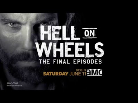 Hell on Wheels Season 5B (Promo 'Love or Hate')