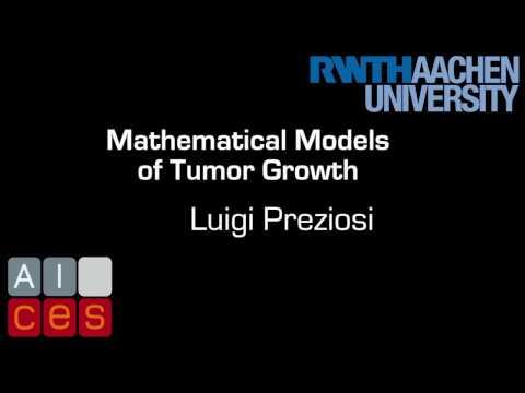 EU Regional School 2012 Part 2 with Prof. Luigi Preziosi, Ph.D.