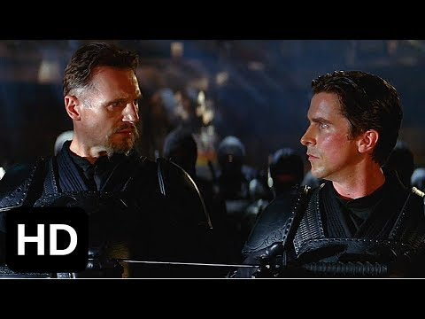 Batman Begins 2005 - Escape from the League of Shadows |1080p