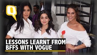 Video Neha Dhupia Gives 10 Lessons she Learnt from Hosting BFFs with Vogue MP3, 3GP, MP4, WEBM, AVI, FLV Maret 2018