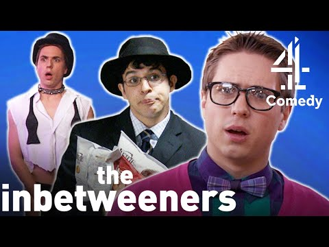 Funniest Fashion Fails & Clothing Mishaps! | The Inbetweeners