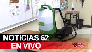 Distrito escolar unificado de Los Ángeles reorganizan las aulas – Noticias 62 - Thumbnail