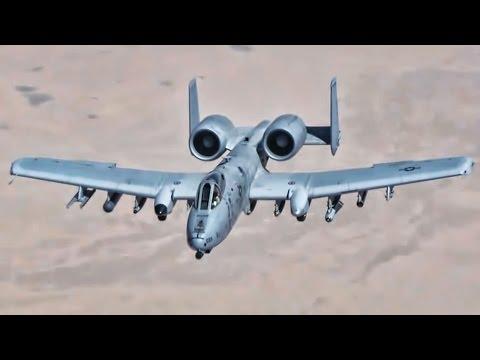 A U.S. Air Force KC-10 Extender...