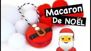 Video [TUTO Fimo] Macaron Père Noël MP3, 3GP, MP4, WEBM, AVI, FLV November 2017