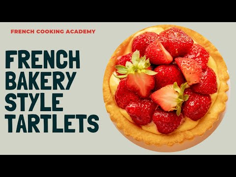 How To Make Summer Fruits Tartlet From Scratch ( French Patisserie Style)