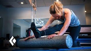 The BD Beta with DPT Esther Smith: Gym Exercises to Improve Ski Touring Mechanics by Black Diamond Equipment