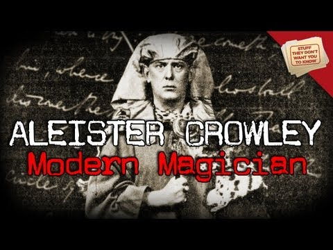 crowley - Aleister Crowley is one of recent history's most notorious (and self-styled) magicians. What did he do, exactly? And, perhaps most importantly, did Aleister ...