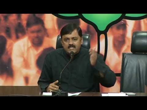 BJP demands CBI inquiry & resignation of KJ George over suicide of Deputy SP M K Ganapathi