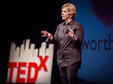tedtalk - http://www.ted.com Brene Brown studies human connection -- our ability to empathize, belong, love. In a poignant, funny talk at TEDxHouston, she shares a dee...