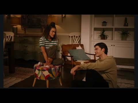 Ginny & Georgia - Marcus checks if Ginny is okay (1x06)