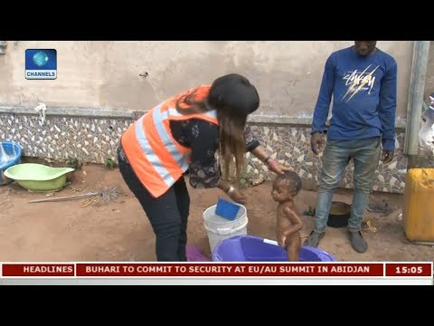 Toddler Rescued In Alleged Case Of Child Abuse In Edo