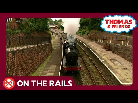 The Steam Engine | On The Rails | Thomas & Friends