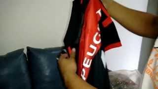 Unboxing Aliexpress Camisa do Flamengo Link do Produto.