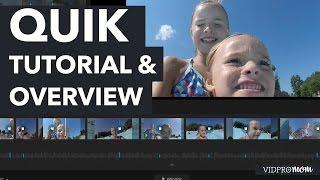 GoPro Quik for Desktop – FIRST LOOK Overview