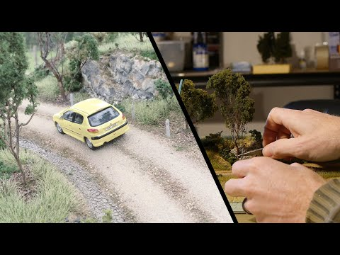 Realistic Scenery - Modelling an old dirt road