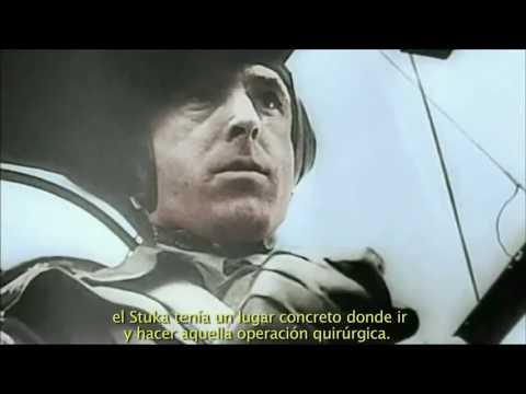 Nazi-Stuka-Tests in Spanien 1938