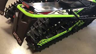 7. Arctic Cat XF 8000 ES High Country 153 '' LTD