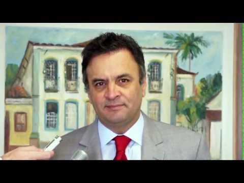 Aécio Neves convoca para Encontro Estadual do PSDB-MG