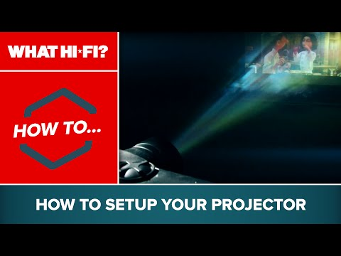 , title : 'How to set up your projector'
