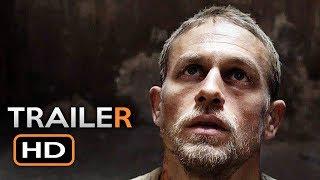 Video Papillon Official Trailer #1 (2018) Charlie Hunnam, Rami Malek Prison Drama Movie HD MP3, 3GP, MP4, WEBM, AVI, FLV Mei 2018