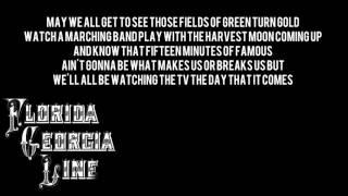 May We All Florida Georgia Line Ft Tim Mcgraw (Lyrics) Video