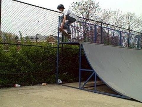 Van Dyke Drop
