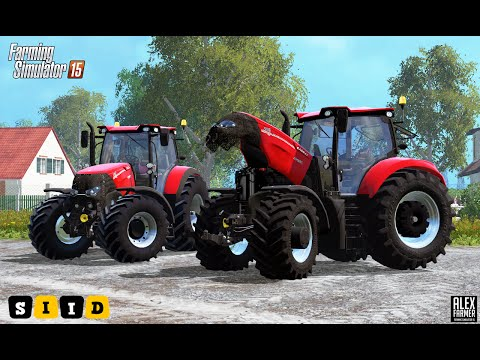 Case ih Optum cvx 300 and 270 v1.0