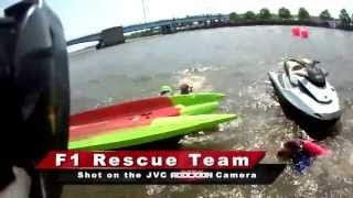 F1 Rescue Team at 2013 APBA Gold Cup Detroit