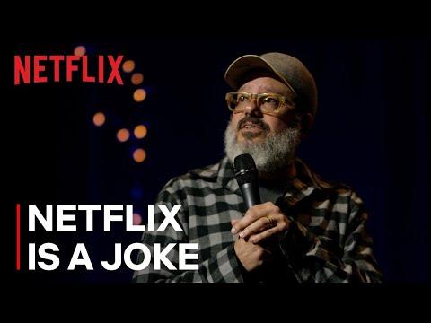 David Cross: Making America Great Again! - Empathy | Netflix Is A Joke | Netflix