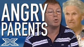 Video SUPER ANGRY PARENTS Turn On The Judges! | X Factor Global MP3, 3GP, MP4, WEBM, AVI, FLV Juni 2019