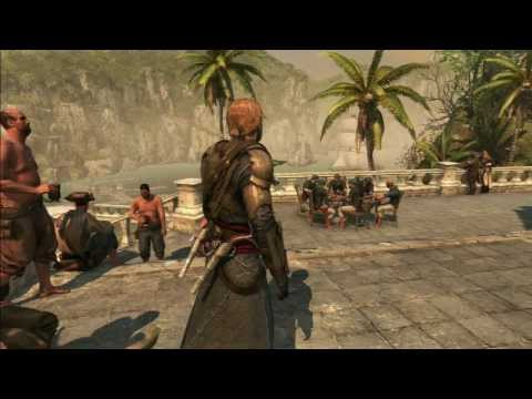 Assassin´s Creed 4 - Edward´s Ending