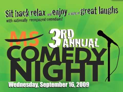 MS Comedy Night PSA
