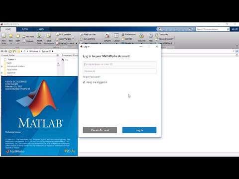 How to Create account or Sign in Matlab Mathworks 100% working