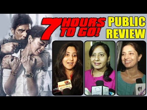 7 Hours To Go Movie - PUBLIC REVIEW