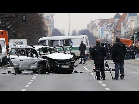Γερμανία: Έκρηξη αυτοκινήτου στο Βερολίνο – Ένας νεκρός