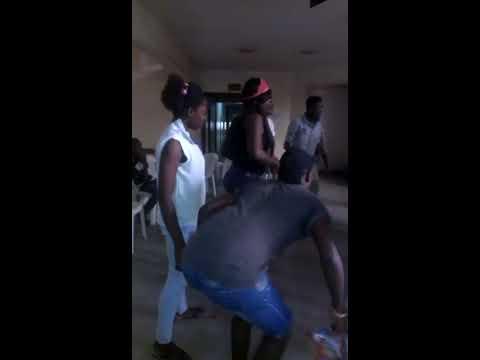 The Owigiri Steps (Ijaw Dance)