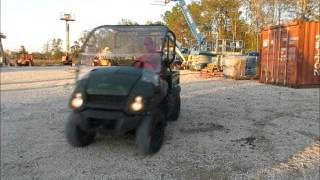 5. For Sale 2012 Kawasaki Mule 610 4x4 Utility Vehicle UTV Dump Bed ATV bidadoo.com
