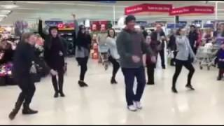 Happy Days Flash Mob
