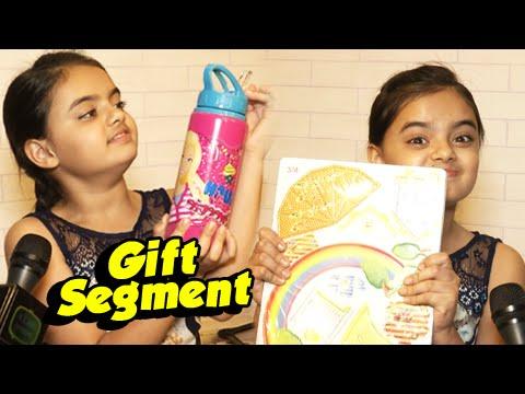 Gift Segment : Ruhanika Dhawan aka Ruhi Of Ye Hai
